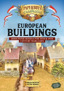 Paperboys on Campaign: European Buildings