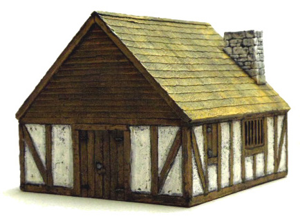 Medieval Village Set #4, Building #2