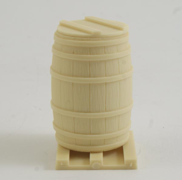 Wooden Barrel/Pallet/Lid