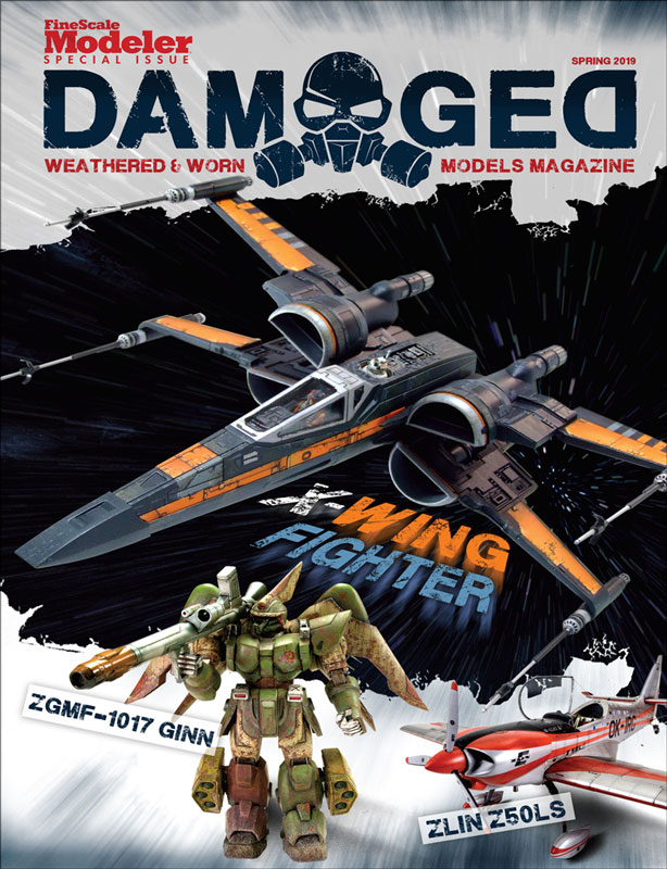 Damaged Winter 2018- USA Issue 2