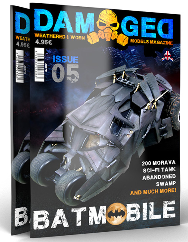 Damaged - Weathered & Worn - Model Magazine - Issue 5