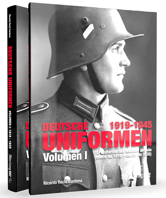 The Uniform of the German Soldier Volume I: 1919-1935