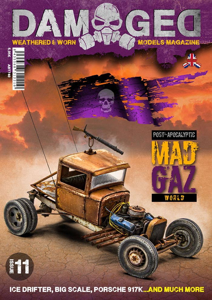 Damaged - Weathered & Worn - Model Magazine - Issue 11