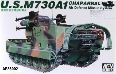 M730A1 Chaparral Tank (Re-Issue)