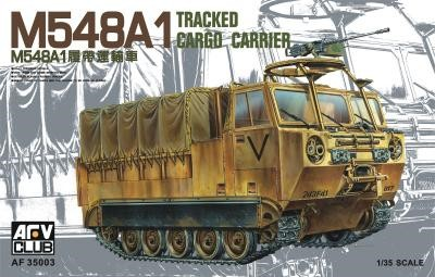 M548A1 Tracked Cargo Carrier (Re-Issue)
