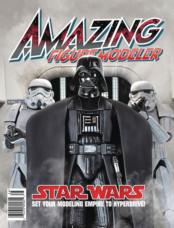 Amazing Figure Modeler no. 66 - Star Wars