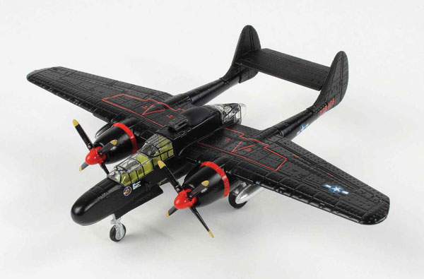 P-61B Black Widow USAAF 548th NFS, 42-39408 Lady in the Dark