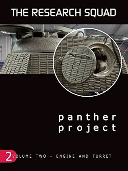The Research Squad: Panther Project Vol.2 Engine & Turret