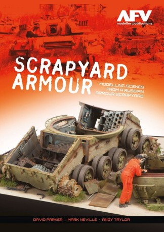 Scrapyard Armour: Modelling Scenes From a Russian Armour Scrapyard