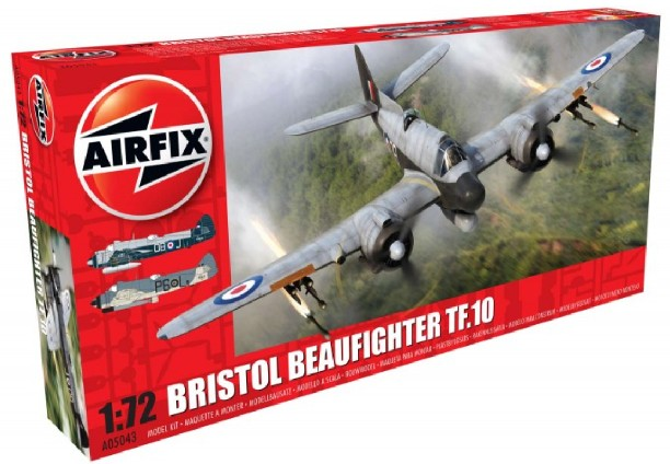 Bristol Beaufighter TF10/Mk X Heavy Fighter