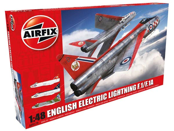 EE Lightning F1/F1A Interceptor Aircraft