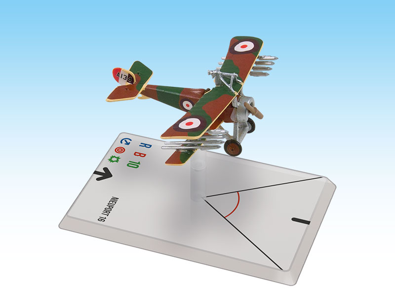 Wings Of Glory WWI Miniatures: Nieuport 16 (Ball) - ONLY 1 AVAILABLE AT THIS PRICE
