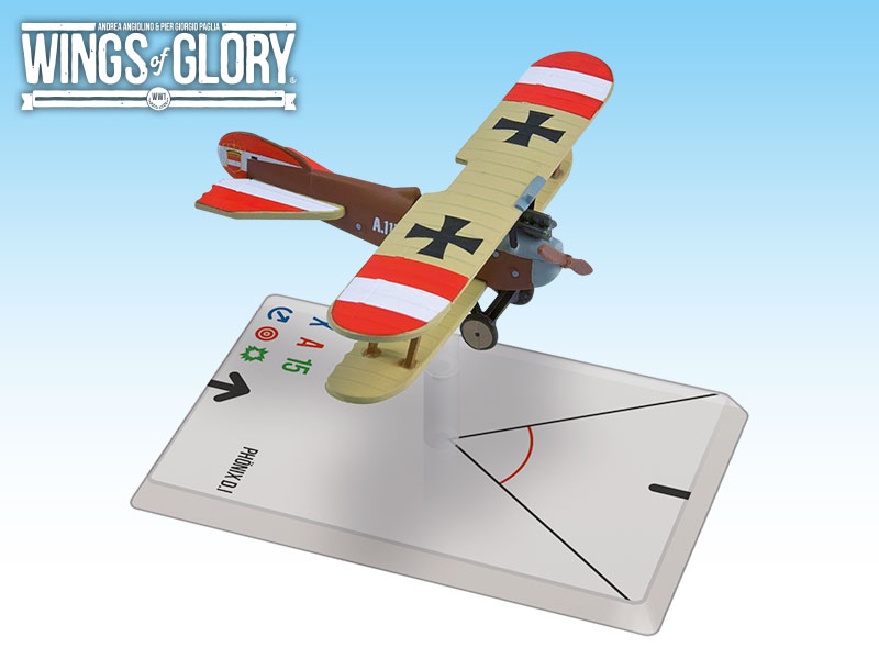 Wings of Glory WWI: Phönix D.I (Lang)