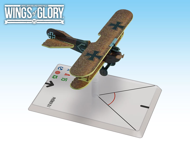 Wings of Glory WWI: Phönix D.I (Gruber)