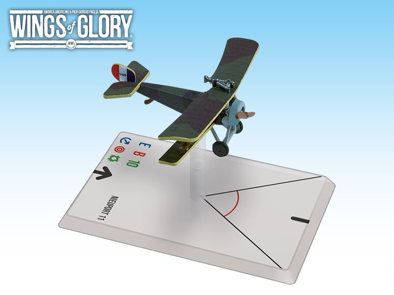 Wings of Glory WWI: Nieuport 11 (Chaput)