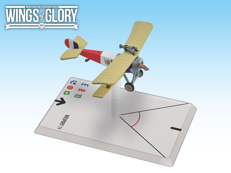 Wings of Glory WWI: Nieuport 11 (De Turenne)