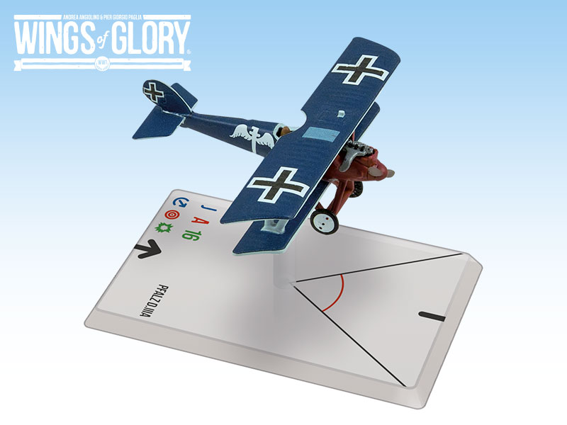 Wings of Glory: Pfalz D.III (Berthold)