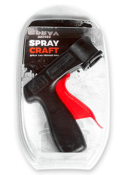 Spray Craft Spray Can Trigger Grip