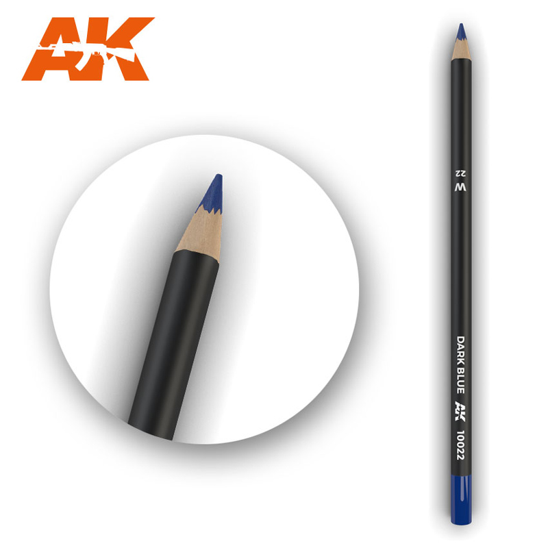 Weathering Pencils: Dark Blue