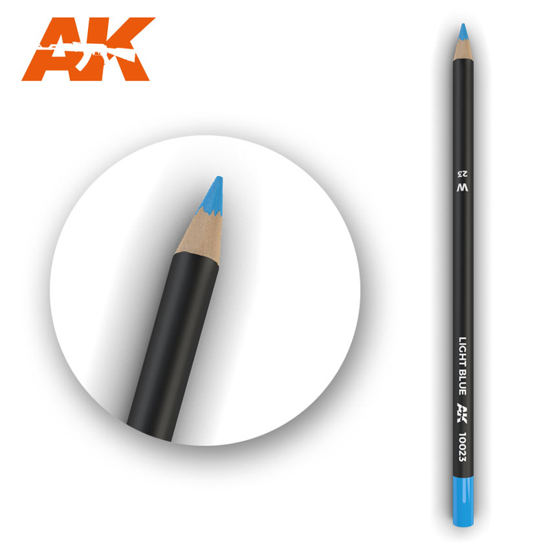 Weathering Pencils: Light Blue