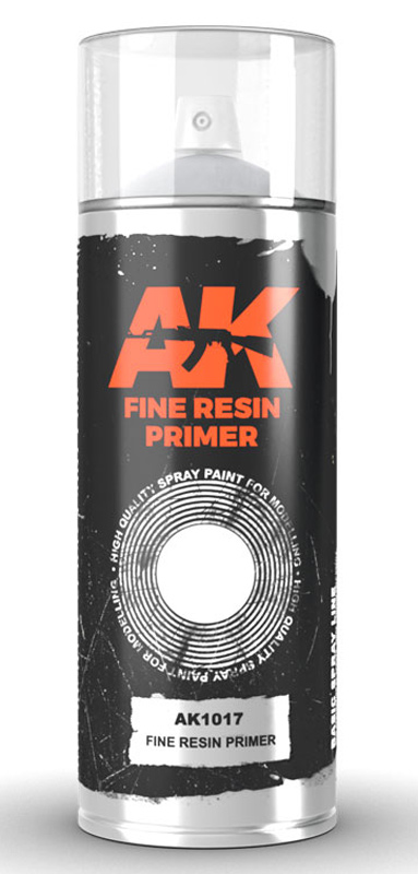 Fine Resin Lacquer Primer 150ml Spray