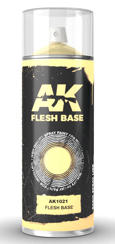 Flesh Laquer Base 150ml Spray