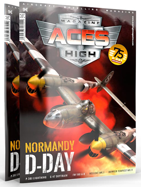 Aces High Magazine Issue 16: Normandy D-Day