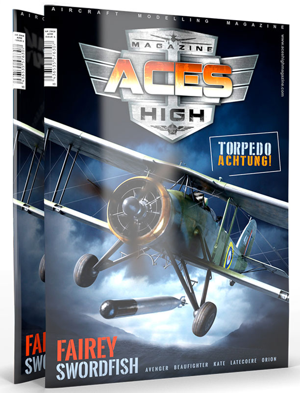 Aces High Magazine Issue 17: Torpedo Achtung