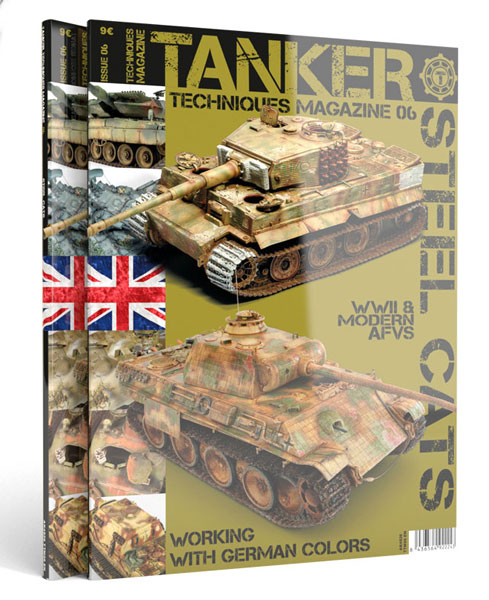 Tanker Techniques Magazine Issue 6 - Steel Cats