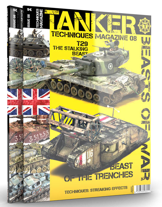 Tanker Techniques Magazine Issue 8 - Beasts of War