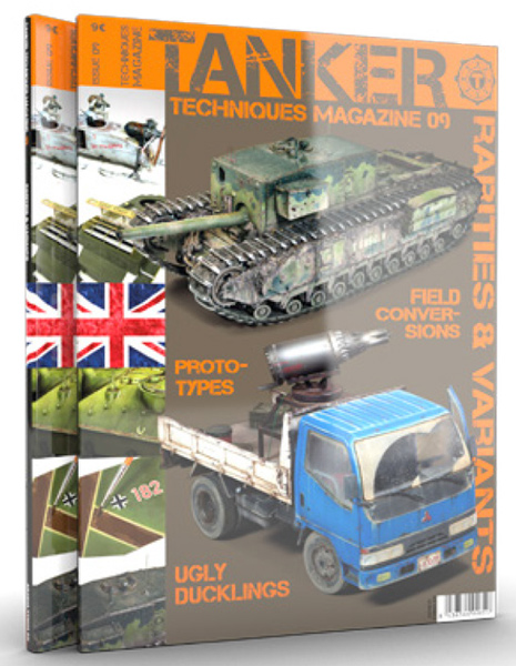 Tanker Techniques Magazine Issue 9 - Rarities & Variants