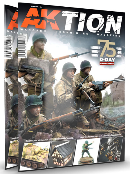 Aktion Issue 3: The Wargame Magazine