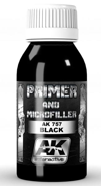 Xtreme Metal Black Primer and Microfiller 100ml