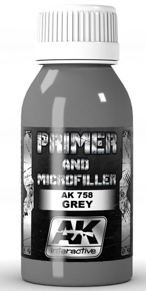 Xtreme Metal Grey Primer and Microfiller 100ml