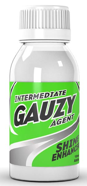 Intermediate Gauzy Agent Shine Enhancer 100ml Bottle