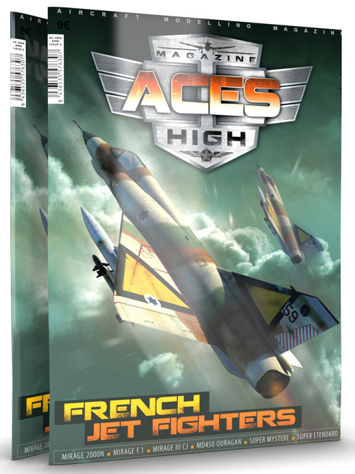 Aces High Magazine Issue 15: French Jet Fighters