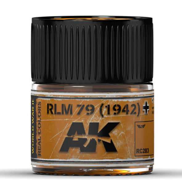 Real Colors: RLM 79 (1942) Acrylic Lacquer Paint