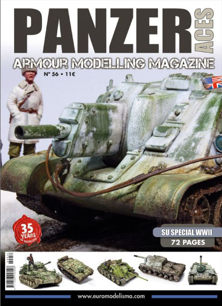 Panzer Aces Magazine no. 56
