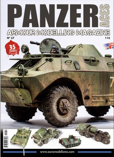 Panzer Aces Magazine no. 57