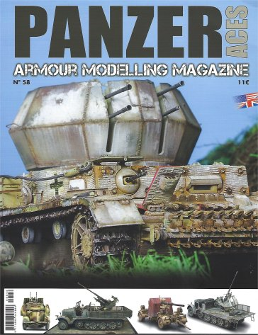 Panzer Aces Magazine no. 58