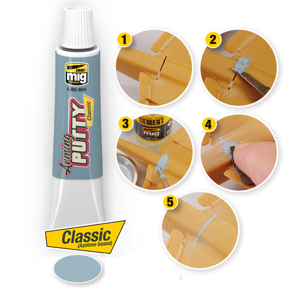 Arming Putty - Classic