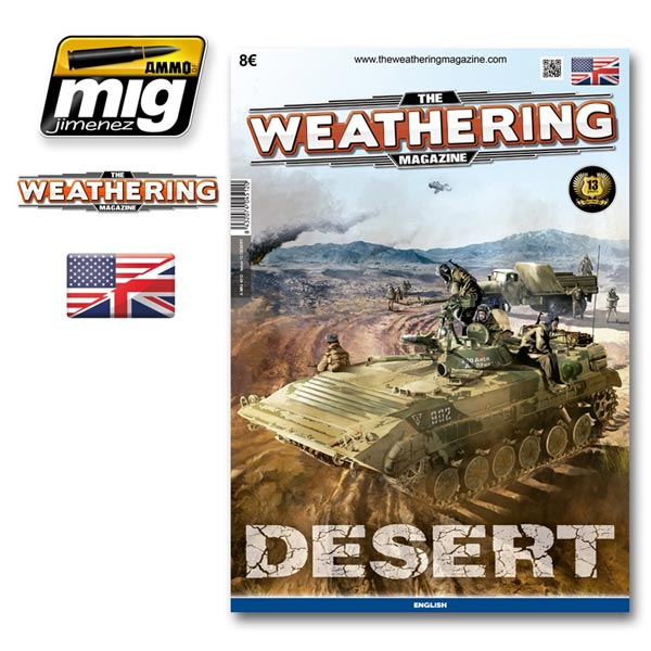 The Weathering Magazine Issue 13 - Desert