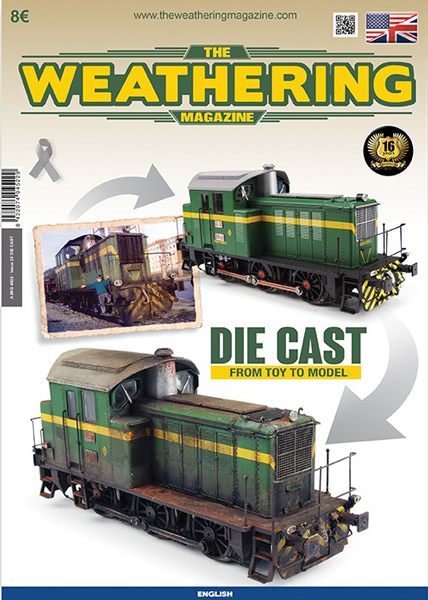 The Weathering Magazine Issue 23 - Die-Cast