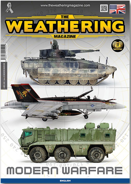 The Weathering Magazine Issue 26 - Modern Warfare