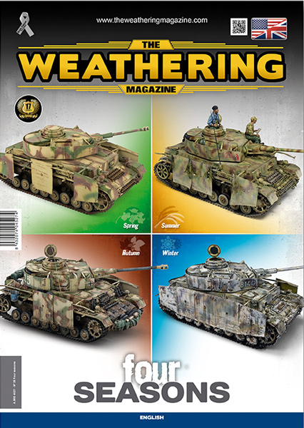 The Weathering Magazine Issue 28 - Four Seasons