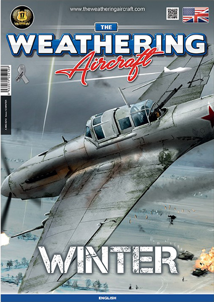 Weathering Aircraft no.12 - Winter - ONLY 4 AVAILABLE AT THIS PRICE