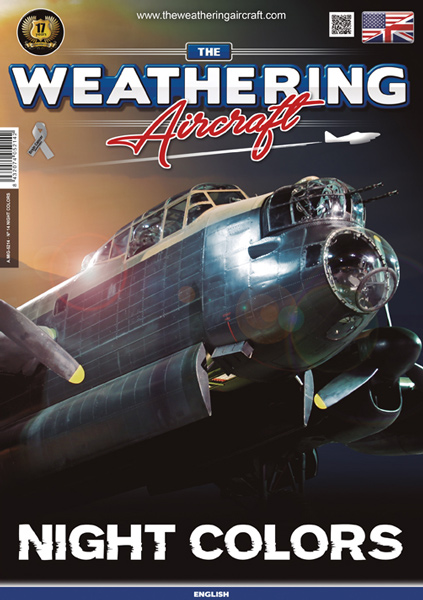 Weathering Aircraft no.14 - Night Colors