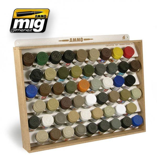 Tamiya-Mr. Color AMMO Storage System