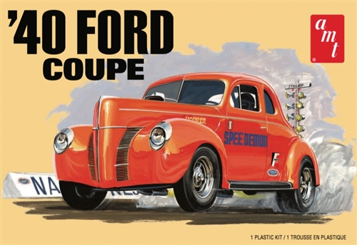 1940 Ford Coupe Car
