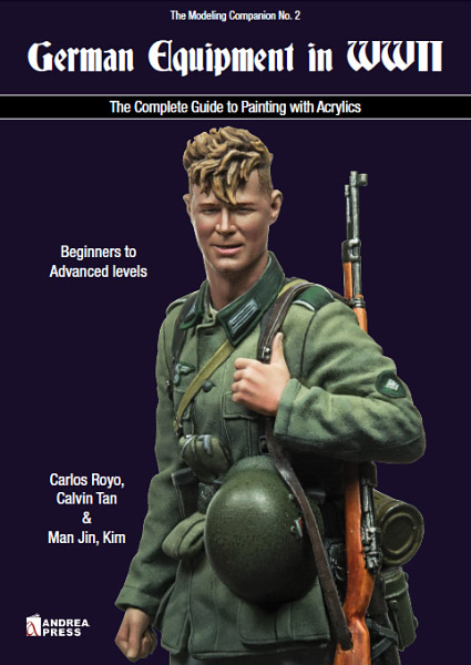 The Modeling Companion no. 2:  German Equipment in WWII